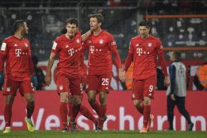 Bayern Munich vs Bochum