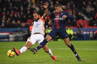 PSG vs Montpellie
