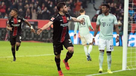 Bayern Leverkusen vs Bayern Munich