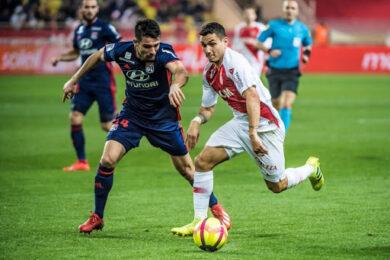 Olympique Lyon vs AS Monaco