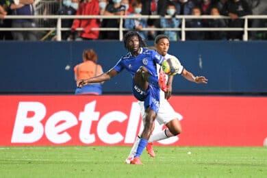 Troyes vs Nice